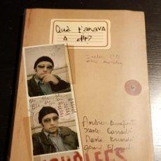 Libros: QUÈ T´ANAVA A DIR ? VDE ANDREU BUENAFUENTE - ABRIL 2003 IDIOMA CATALÁN. Lote 208815025