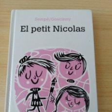 Libros: EL PETIT NICOLAS. SEMPÉ/GOSCINNY. NUEVO CATÁLAN. Lote 209337052