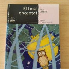 Libros: EL BOSC ENCANTAT. JOLES SENNELL. CATALÁN. NUEVO. Lote 220640621