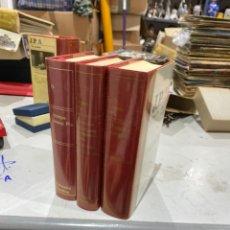 Libros: LOTE DE 3 LIBROS JOSEP PLA NÚMEROS 39.40.45 OBRE COMPLETA. VER FOTOS. Lote 222408158