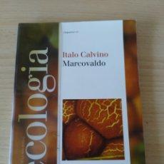 Libros: MARCOVALDO. ITALO CALVINO. NUEVO. CATALÁN. Lote 226567676