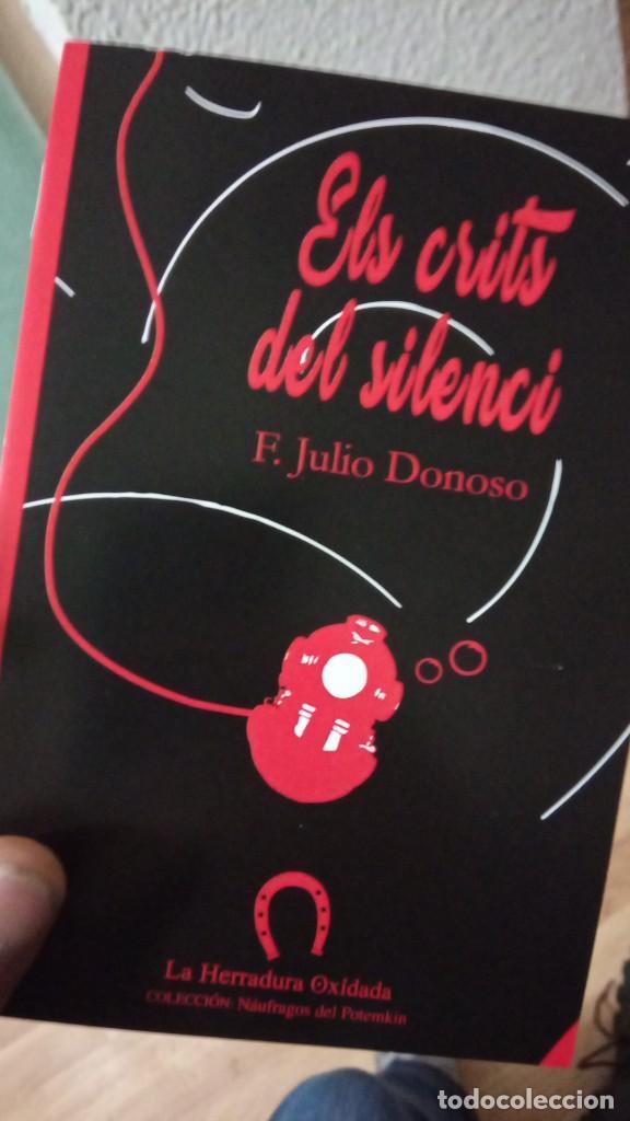 ELS CRITS DELS SILENCI FRANCISCO JULIO DONOSO (Libros Nuevos - Idiomas - Catalán )