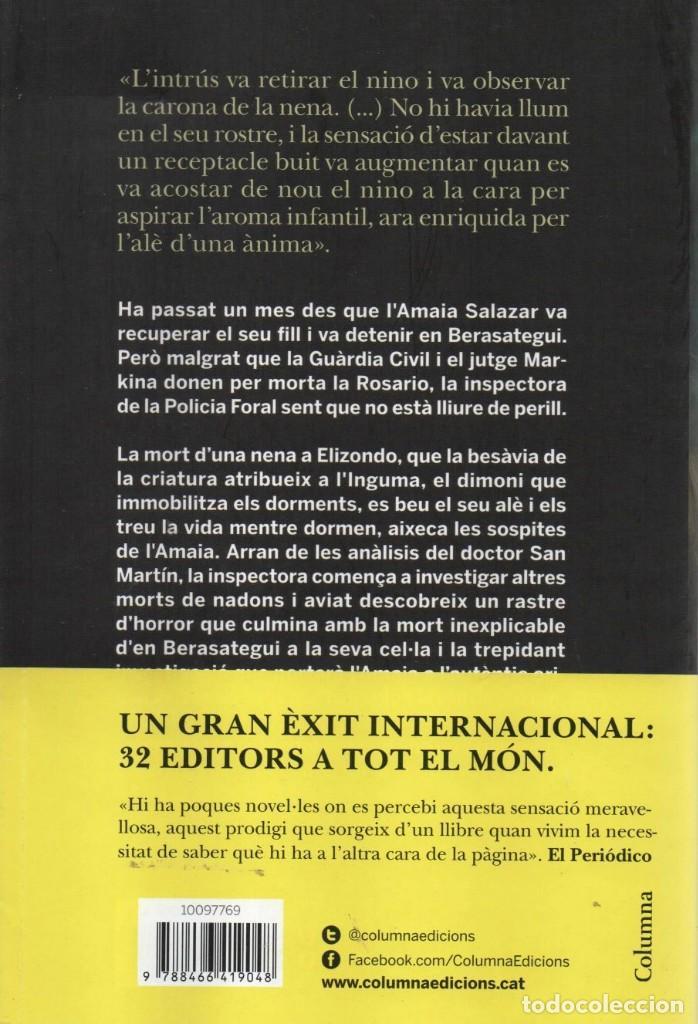 Libros: OFRENA A LA TEMPESTA - DOLORES REDONDO - COLUMNA EDICIONS, 2014, 1a EDICIÓ (NUEVO) - Foto 2 - 235459415