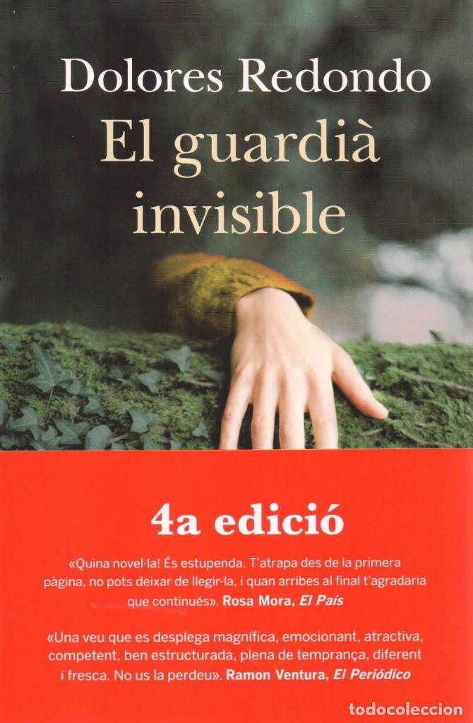 EL GUARDIÀ INVISIBLE - DOLORES REDONDO - COLUMNA EDICIONS, 2014, 4A EDICIÓ (NUEVO) (Libros Nuevos - Idiomas - Catalán )