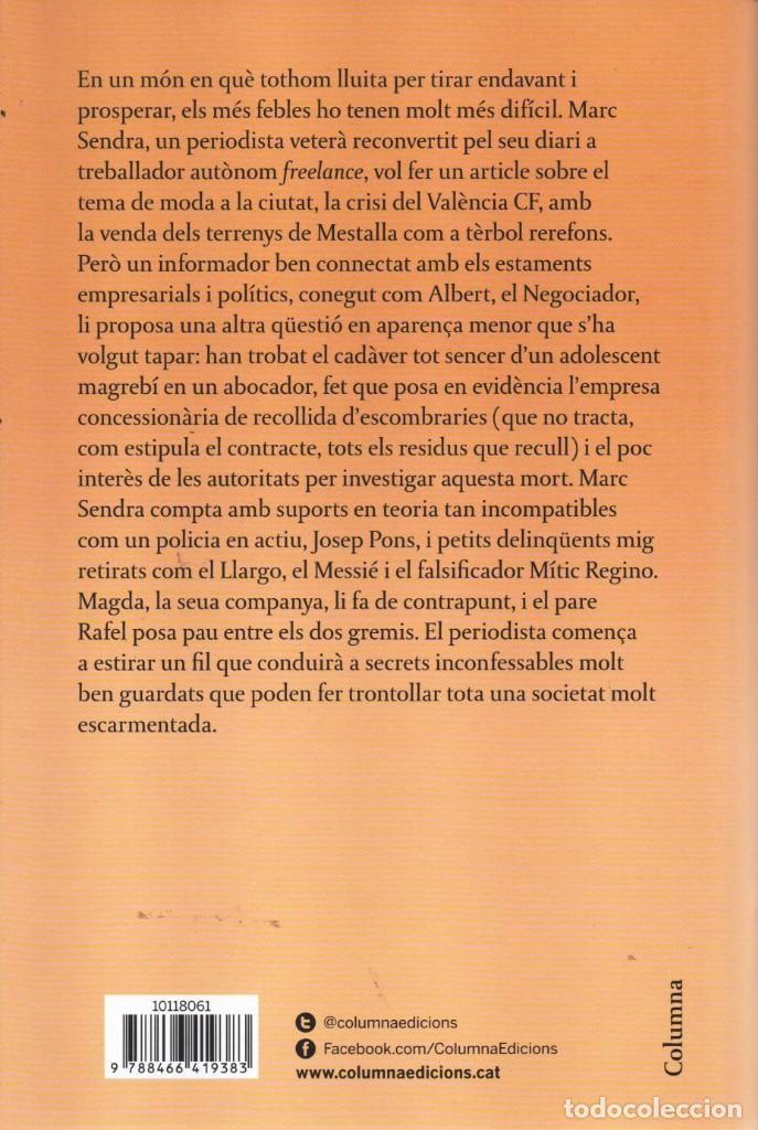 Libros: UN DINAR UN DIA QUALSEVOL - FERRAN TORRENT - COLUMNA EDICIONS, 2015, 1a EDICIÓ, BARCELONA (NUEVO) - Foto 2 - 235488985