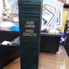 Libri: OBRES COMPLETES-JOSEP CARNER-EDITA BIBLIOTECA SELECTA-1°EDICIÓN 1968. Lote 238774760