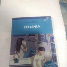 Libros: EN LINEA. Lote 243046185