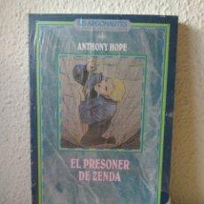 Libros: EL PRESONER DE ZENDA. ANTHONY HOPE. NUEVO CATALÁN. Lote 243115480