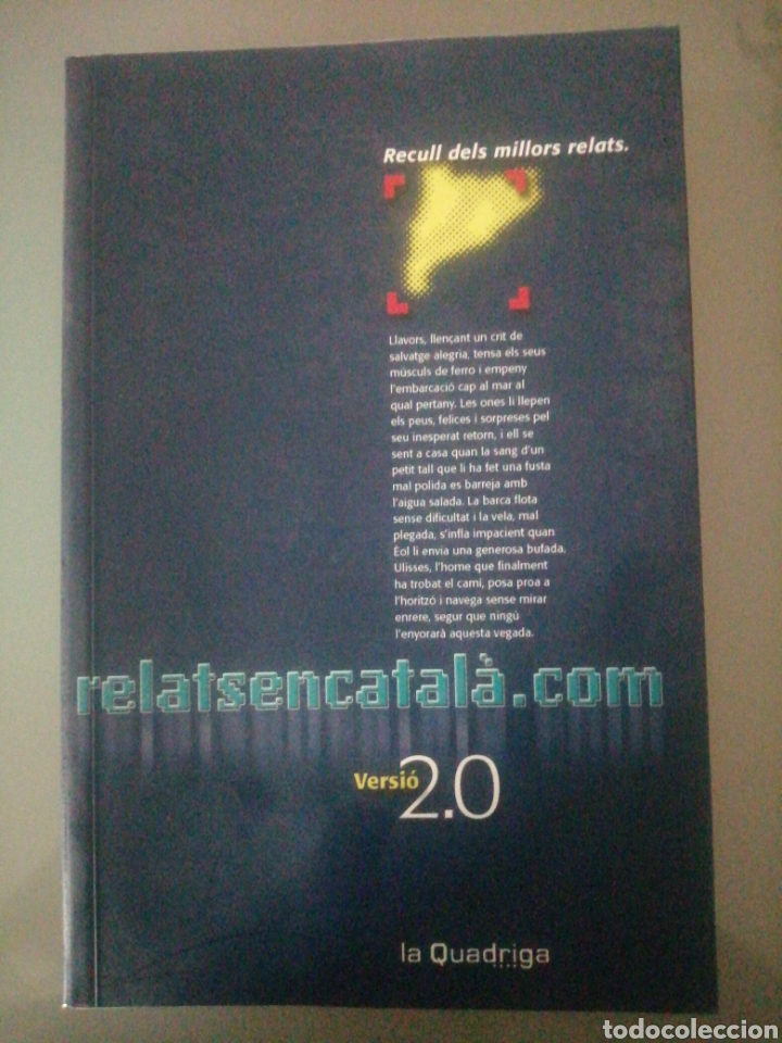 RELATSENCATALÀ.COM (VERSIÓ 2.0) (Libros Nuevos - Idiomas - Catalán )