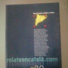 Libros: RELATSENCATALÀ.COM (VERSIÓ 2.0). Lote 269272178