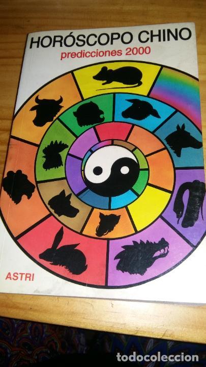 HORÓSCOPO CHINO PREDICCIONES 2000 (Libros Nuevos - Idiomas - Chino)