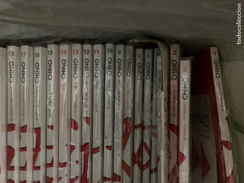 Libros: Curso de Idioma Chino el idioma del futuro Hannan e Instituto Confucio 24 libros + 24 CD - Foto 3 - 221585575