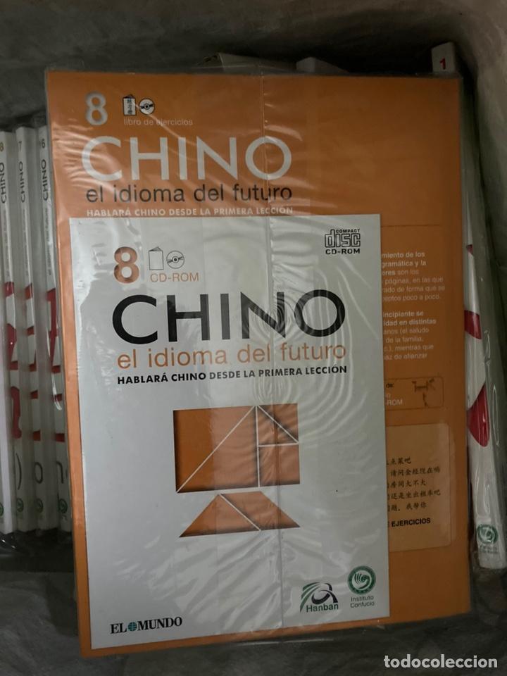 Libros: Curso de Idioma Chino el idioma del futuro Hannan e Instituto Confucio 24 libros + 24 CD - Foto 5 - 221585575