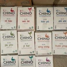Libros: CURSO CHINO. Lote 289311553