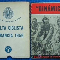 Coleccionismo deportivo: VUELTA CICLISTA A FRANCIA. AÑO 1956. Lote 18485384