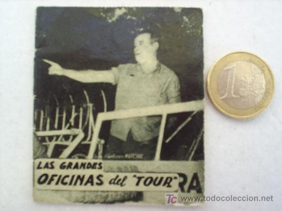 Coleccionismo deportivo: MINILIBRO EDITORIAL DEPORTIVA FHER AÑOS 50 LAS GRANDES OFICINAS DEL TOUR N. 11 - Foto 4 - 16267671