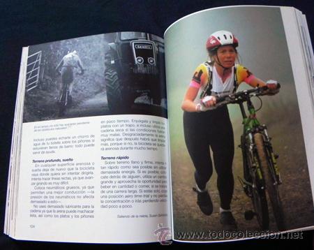 Coleccionismo deportivo: LIBRO - MOUNTAIN BIKE DE COMPETICIÓN - CICLISMO BICICLETA DE MONTAÑA DEPORTE BICIS MUY ILUSTRADO - Foto 2 - 25824216