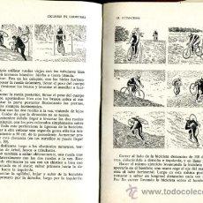 Coleccionismo deportivo: CICLISMO EN CARRETERA. TÉCNICAS Y TÁCTICAS. Lote 36776349