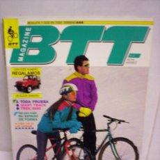Coleccionismo deportivo: BTT REVISTA Nº 2 MARZO/ABRIL 1991. Lote 39210910