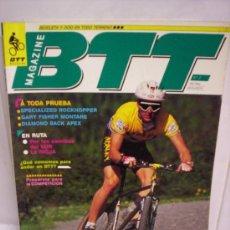 Colecionismo desportivo: BTT REVISTA Nº 3 MAYO/JUNIO1991. Lote 39210928