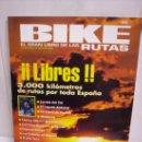 Coleccionismo deportivo: BIKE EL GRAN LIBRO DE LAS RUTAS Nº 1 AÑO1996. Lote 39210945