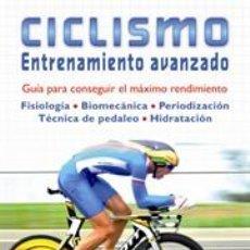 Coleccionismo deportivo: MOUNTAIN BIKE. CICLISMO. ENTRENAMIENTO AVANZADO - HUNTER ALLEN/STEPHEN CHEUNG. Lote 40751766