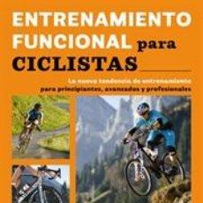 Coleccionismo deportivo: CICLISMO. MOUNTAIN BIKE. ENTRENAMIENTO FUNCIONAL PARA CICLISTAS - BJÖRN KAFKA/OLAF JENEWEIN. Lote 42686278