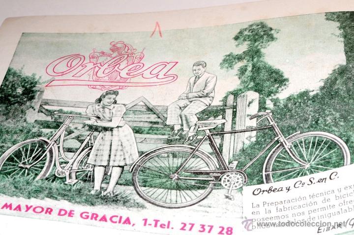 Coleccionismo deportivo: PROGRAMA OFICIAL XXX VUELTA CICLISTA A CATALUÑA GRAN PREMIO PIRELLI AÑO 1950 - Foto 8 - 44908984