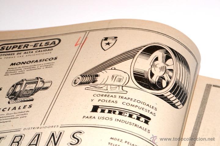 Coleccionismo deportivo: PROGRAMA OFICIAL XXX VUELTA CICLISTA A CATALUÑA GRAN PREMIO PIRELLI AÑO 1950 - Foto 9 - 44908984