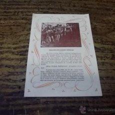 Coleccionismo deportivo: 3407.- CICLISMO-CLUB CICLISTA MOLLET-EFEMERIDES DEL CICLISMO MOLLENSE. Lote 45152739