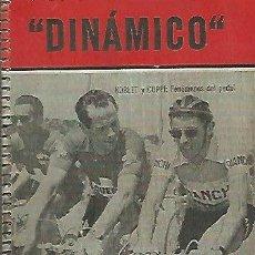 Coleccionismo deportivo: VUELTA CICLISTA A FRANCIA 1956. EDICIONES DINAMICO. Lote 46929547