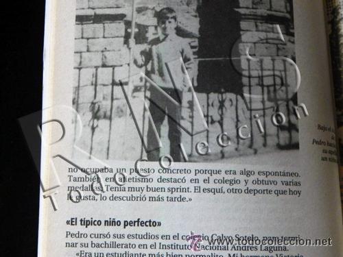 Coleccionismo deportivo: SIMPLEMENTE PERICO BIOGRAFÍA DE PEDRO DELGADO CICLISTA TOUR VUELTA ESPAÑA DEPORTE CICLISMO AS LIBRO - Foto 5 - 48307832