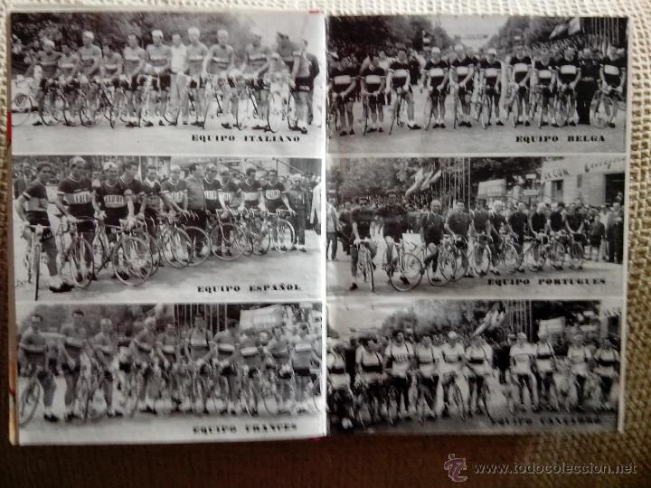 Coleccionismo deportivo: El Tour de Francia y La vuelta Ciclista a España 1957 (Dinámico) - Foto 3 - 50994122