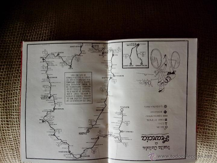 Coleccionismo deportivo: El Tour de Francia y La vuelta Ciclista a España 1957 (Dinámico) - Foto 4 - 50994122