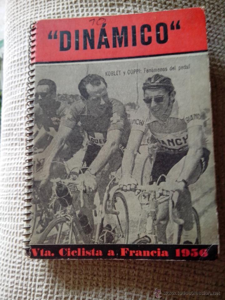 Coleccionismo deportivo: Libro Vuelta Ciclista a Francia Tour de Francia 1956 (Dinámico) - Foto 2 - 50994227