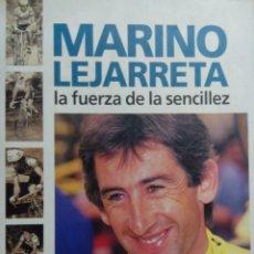 Coleccionismo deportivo: LIBRO MARINO LEJARRETA. Lote 54950997