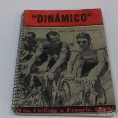 Coleccionismo deportivo: DINÁMICO VUELTA CICLISTA A FRANCIA 1956. Lote 54980797