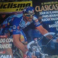 Coleccionismo deportivo: CICLISMO A FONDO N.138. Lote 57138937