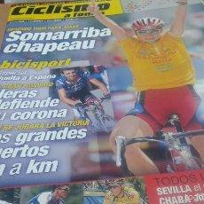 Coleccionismo deportivo: CICLISMO A FONDO N.202. Lote 57290237
