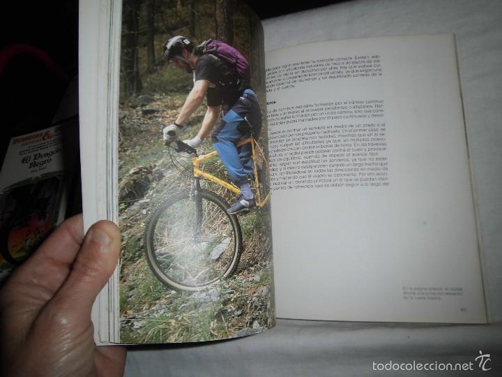 Coleccionismo deportivo: MOUNTAIN BIKE TECNICA Y MANTENIMIENTO.MARCO REY-GIORGIO SCHMITZ.EDITORIAL TUTOR 1992.-4ª EDICION - Foto 6 - 57528327