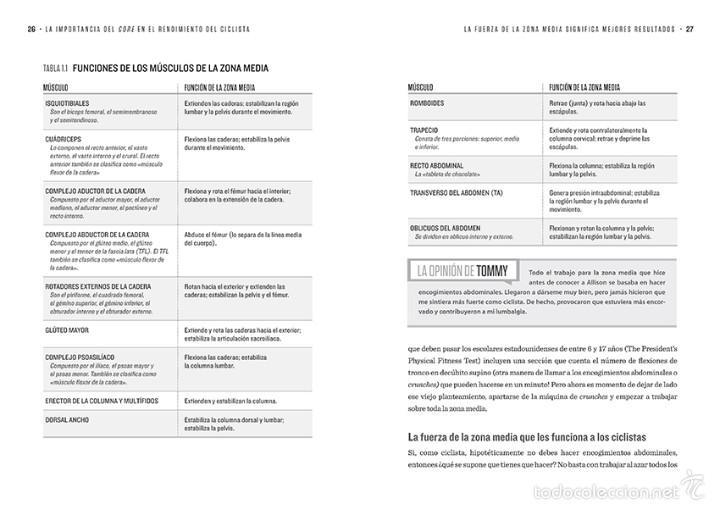 Coleccionismo deportivo: Ciclismo. La importancia del core en el rendimiento del ciclista - Tom Danielson/Allison Westfahl - Foto 3 - 57756242
