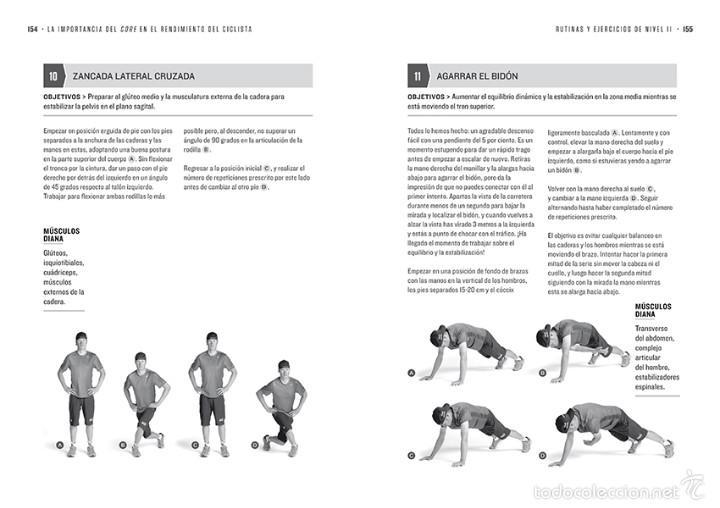 Coleccionismo deportivo: Ciclismo. La importancia del core en el rendimiento del ciclista - Tom Danielson/Allison Westfahl - Foto 4 - 57756242