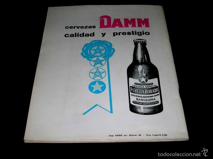 Coleccionismo deportivo: III Gran Semana del Ciclismo Catalán, Programas Itinerarios Oficiales, 10-14 Marzo 1965. - Foto 5 - 57990363