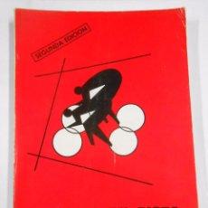 Coleccionismo deportivo: CICLISMO EN PISTA .- JUAN CARLOS PEREZ. TDK293. Lote 58116553