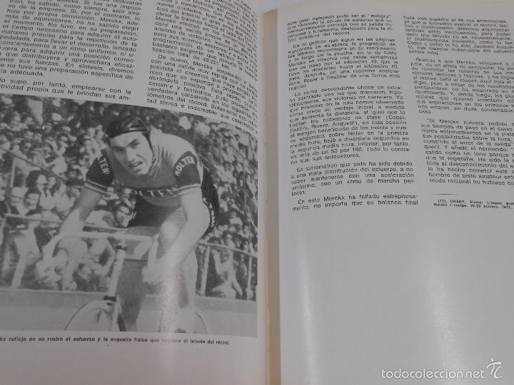 Coleccionismo deportivo: CICLISMO EN PISTA .- JUAN CARLOS PEREZ. TDK293 - Foto 2 - 58116553