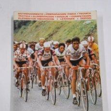 Coleccionismo deportivo: NUEVO CICLISMO AGONISTICO. - JUAN CARLOS PEREZ, TDK293. Lote 60695951