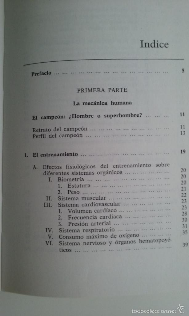 Coleccionismo deportivo: LIBRO/EL CICLISMO/PREFACIO DE EDDY MERCKX. - Foto 2 - 60633335