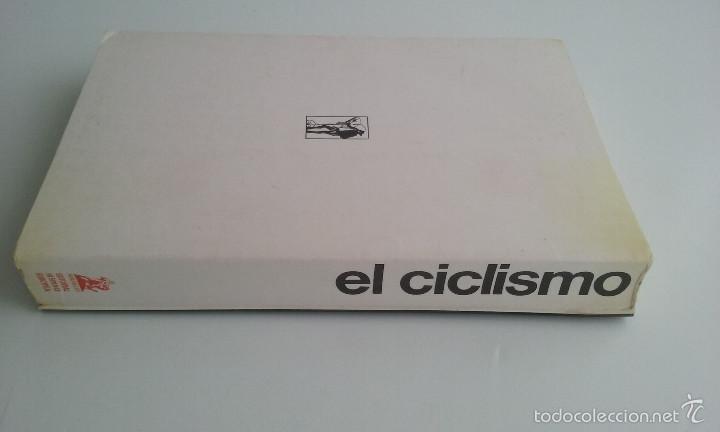 Coleccionismo deportivo: LIBRO/EL CICLISMO/PREFACIO DE EDDY MERCKX. - Foto 9 - 60633335