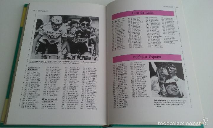 Coleccionismo deportivo: LIBRO/MANUAL TUTOR DEL CICLISMO. - Foto 3 - 60634443