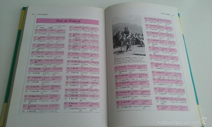 Coleccionismo deportivo: LIBRO/MANUAL TUTOR DEL CICLISMO. - Foto 4 - 60634443
